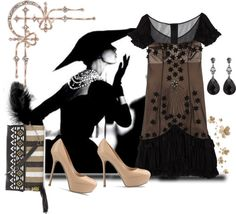 """""""Divine"""" by shape-shifter ❤ liked on Polyvore"""