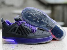 Air Jordan 4 basketball shoes