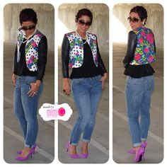 mimi g.: DIY Quilted Jacket: Not Your Mama's Quilting!
