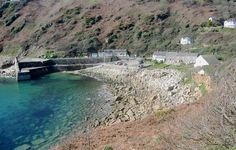 Lamorna Cove... We stayed here on Honeymoon.  Just wonderful.