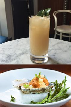 A Match Made In T&C Heaven: Perfect Pairings of Cocktails and Oysters - TownandCountryMag.com