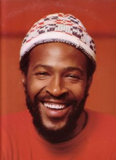 Marvin Gaye - if they every make a movie about him, Im going to try for the part.