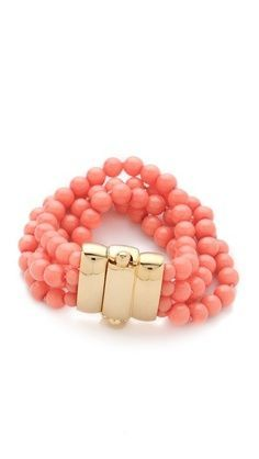 Professionelle: Beaded Bracelet
