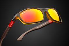 Mesmerizing style! Rayban sunglasses