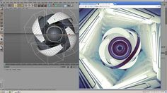 Cinema 4D tutorial on how to create this weird orb thing.... Cinema 4D 3D MoGraph