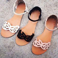 Black Sandals!