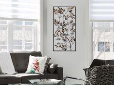 AuBergewohnlich Casablanca   BIRDS   DecoART Metall Design   Wanddeko Wohnzimmer