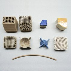 3D Printing branches out with new clay-based filament for ceramics