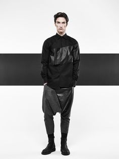 BYUNGMUNSEO FALL/WINTER 2014 from Thisheartisonfire.com
