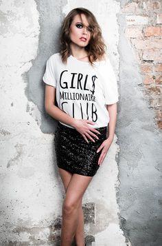 'Girls Millionaire Club' <3 www.hypeattack.co