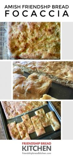 Printable Amish Friendship Bread Instructions