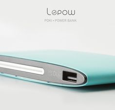 The Poki will make you forget about charging your phone with a plug http://www.amazon.com/gp/product/B00JTDND12/lpwpin-20 #lepow #poki #noplugs