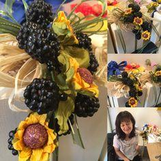 Corso confezionamento bomboniere Wreaths, Fruit, Halloween, Blog, Home Decor, Art, Door Wreaths, Deco Mesh Wreaths, Interior Design