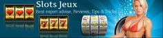 We have more #Slots tips / tricks, basic and advanced strategies you can check out slotsjeux.com .