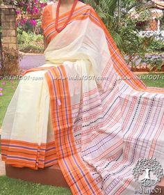 Beautiful Woven Begumpuri Saree