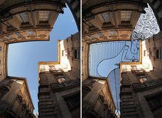 """Sky Art"" by Thomas Lamadieu"