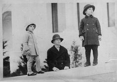 From left to right: Prince Andrej, Petar and Tomislav Karađorđević, 1933 - Serbia Serbian, Mans World, Eastern Europe, Descendants, Edinburgh, Royals, History, Country, Sons