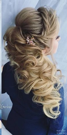 100 Wedding Hairstyles from Nadi Gerber You'll Want To Steal | Hi Miss Puff - Part 10