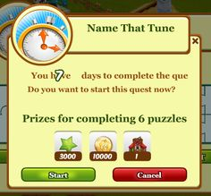 Name That Tune – guide http://wp.me/p3OLF6-Z #letsfarm