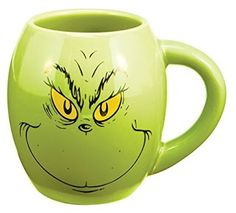 Treasures By Brenda: Christmas Coffee Mugs Cups from the Movies. Who doesn't love the Grinch Who Stole Christmas?