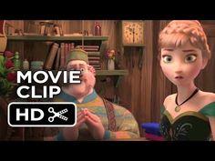 Frozen Movie CLIP - Summer Blowout (2013) - Disney Princess Movie HD - YouTube