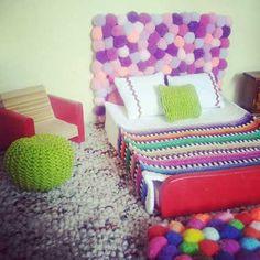 Diy doll house furniture