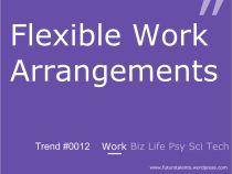 Flexible Work Arrangements_FutursTalents_Trends_Work_0012 #Flexibility #WorkArrangement #Tendance #Travail #RH #Talents #Futur