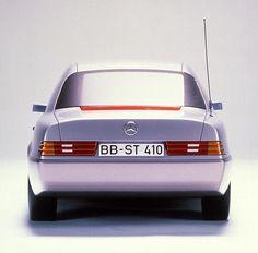 Mercedes-Benz S-Class Mock-up (W140)