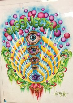 Make my own version of this & some how incorporate chakras