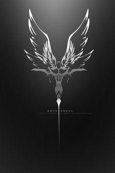 angel wallpaper for mobile Forearm Tattoos, Body Art Tattoos, New Tattoos, Foto Fantasy, Fantasy Art, Dark Angel Wallpaper, Blatt Tattoos, Dr Woo, Totenkopf Tattoos