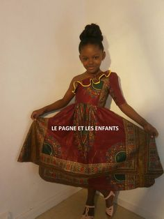 Des supers looks qui peuvent vous inspirer Ankara Styles For Kids, African Dresses For Kids, African Children, African Girl, African Women, African Fashion Ankara, African Print Fashion, African Attire, African Wear