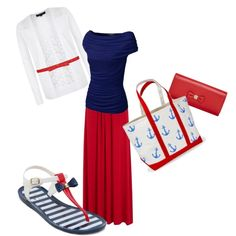 A fashion look from March 2014 featuring Kate Spade sandals, Mulberry wallets and Kate Spade belts. Browse and shop related looks. Cute Modest Outfits, Modest Dresses, Classy Outfits, Casual Outfits, Work Outfits, Beautiful Outfits, Apostolic Fashion, Modest Fashion, Style Fashion