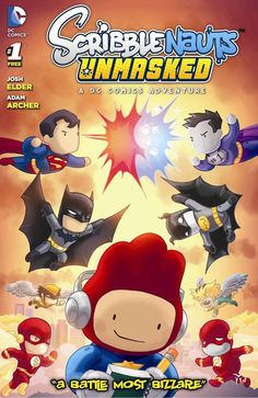 PC Digital Download (Steam Key) - Scribblenauts Unmasked: A DC Comics Adventure - Instant Steam Code available to buy now!