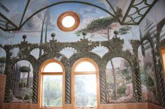 Forest Ghost: MURALS