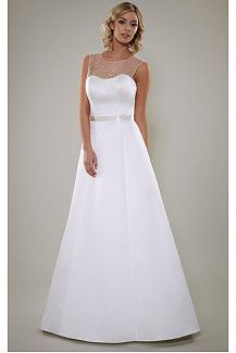 Shop 2016 New glamorous floor-length wedding dresses at Okdress.co.uk