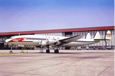 Lockheed Constellation - Air France
