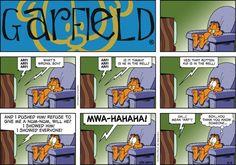 Garfield for 9/15/2013