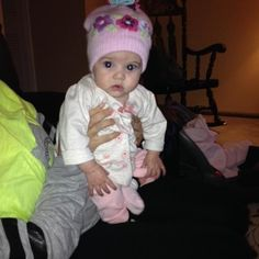 Marco Mejia, deep in grief over the death of his 7-month-old daughter, is asking the public to forgive the baby's mother, Lisa Marie Scalia, who allegedly was high on drugs when she accidentally rolled onto and smothered the infant on January 3. Olaia Marie Mejia, from Ventnor, New Jersey, died Friday
