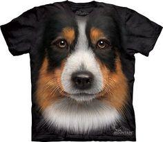 Australian Shepherd Kids T-Shirt