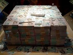 It's not the money, it's what I can buy with it.
