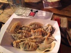The students are amazing!   We offer dumpling making parties for all size parties! Send inquiries to jeff@yumdumtruck.com