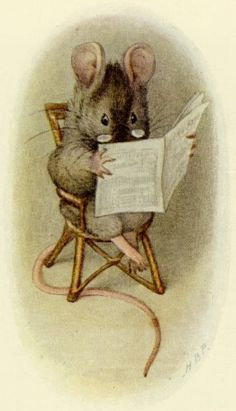 Beatrix Potter - Happenings in the Animal World - The Days News Painting Illustration Story, Graphic Illustration, Animal Illustrations, Vintage Illustrations, Animals And Pets, Cute Animals, Beatrix Potter Illustrations, Beatrice Potter, Peter Rabbit And Friends