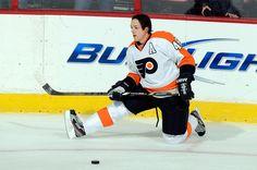Danny Briere, Philadelphia Flyers