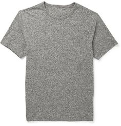 Marbled cotton tee shirt by Club Monaco $40