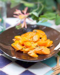 Salade de carottes au jus d'orange pour 6 personnes - Recettes Elle à Table