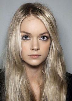 Ash Blonde Hair Color Idea My new admiring hair...