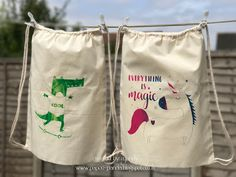 Crocodile or Unicorn - which is your bag? Crafty Projects, You Bag, Crocodile, Screen Printing, Panda, Unicorn, Reusable Tote Bags, Gallery, Prints