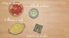 Cocotte de calmars (tupperware)