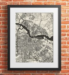 Amsterdam City Map Print Digital Download, Netherlands, Street Map Art,map print, map poster,print map art travel, City Map Wall Art Map Wall Art, Map Art, Print Map, Poster Prints, Printing Services, Online Printing, Travel City, Amsterdam City, Simple Prints