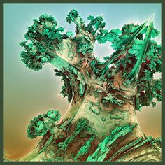 Flower of doom - Fractal 3D
